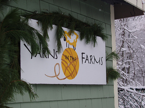 yarns in the farms