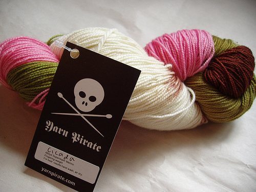yarn pirate