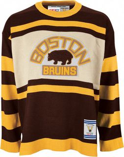 bruins sweater