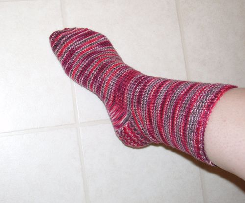 Commuter sock