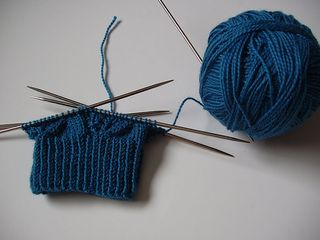 second sock