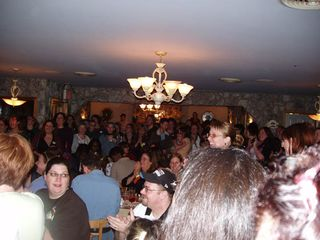 Ravelry party crowd